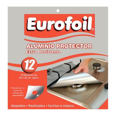 Papel aluminio protector de cocina - Protector antisalpicaduras cocina ...